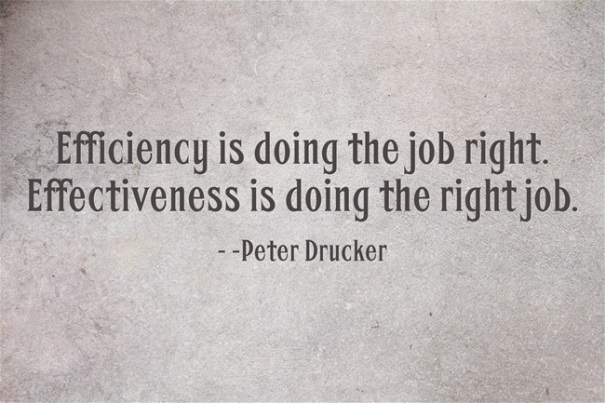 Efficiency-is