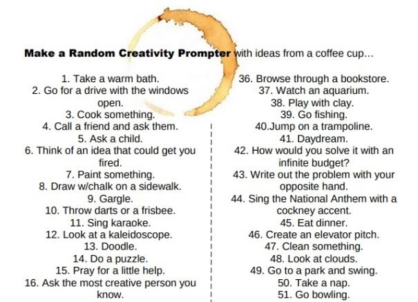 CreativityPrompter
