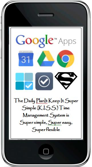 The Daily PlanIt Keep It Super Simple (K.I.S.S.) System for Productivity