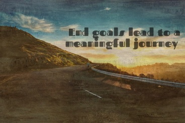 Image result for goals, the end