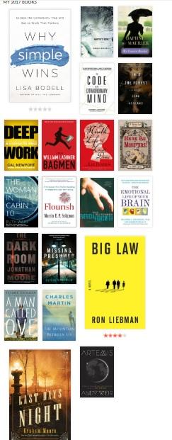 2017Books
