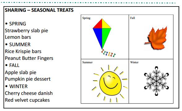 SeasonalTreats
